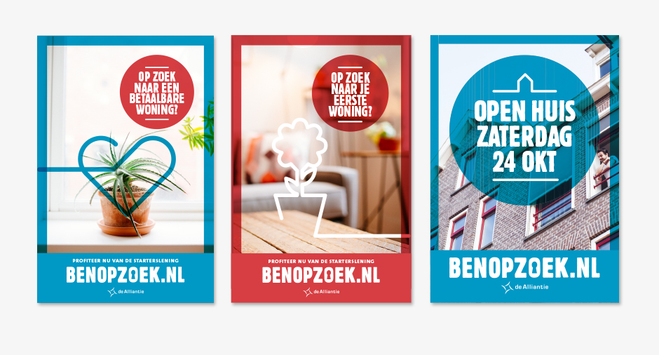BENOPZOEK ADVERTENTIE DESIGN