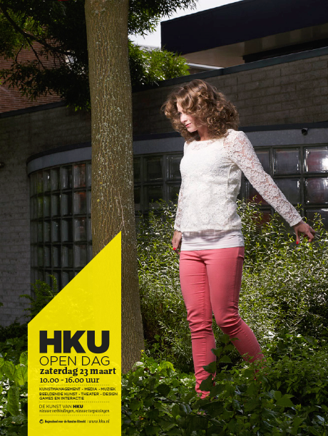 hku campagne poster